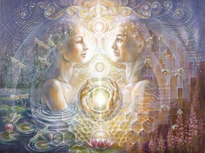 Resultado de imagen de Seres infinitesimales que ven transcurrir el Tiempo como nosotros lo vemos aquí, en nuestro mundo