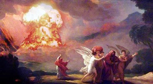 Apocalipsis nuclear: el exterminio de Sodoma y Gomorra